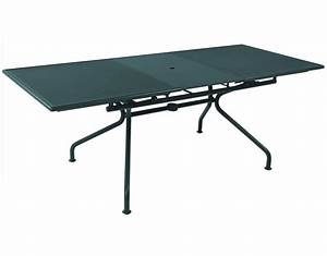 table de repas extensible de jardin 160 210 x 90 cm With tapis de couloir avec canapé angle convertible longueur 210 cm