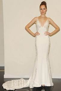 Silky bridal gowns for the second time around i do take two for 2nd time around wedding dresses