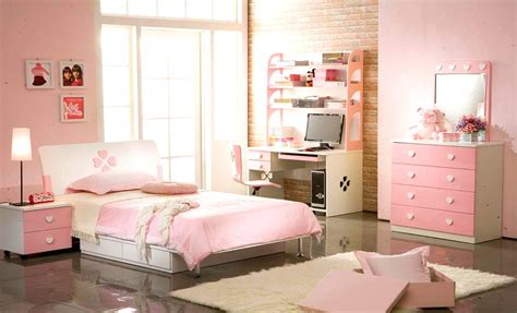 Cute Teenage Girl Room Ideas Pink u2013 There are numerous choices of cute girl bedroom ideas that ...