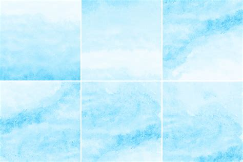 bright blue watercolor backgrounds textures  creative