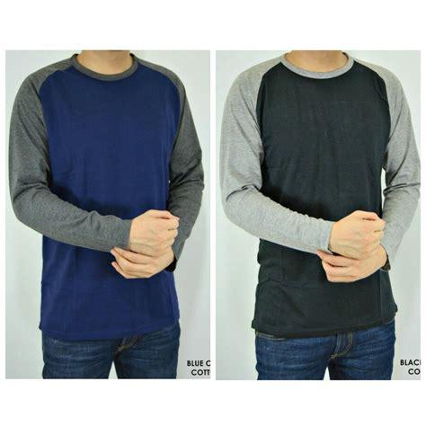 jual beli kaos pria lengan panjang baru jual beli