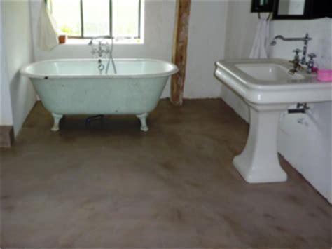 resine sol salle de bain b 233 ton cir 233 salle de bain