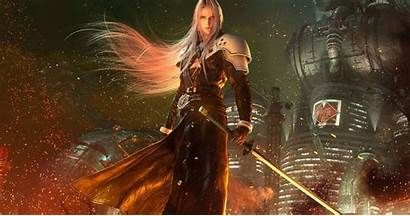 Remake Fantasy Final Sephiroth Vii Ending Scene