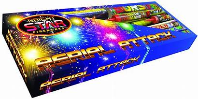 Box Aerial Attack Firework Selection Fireworks Boxes