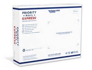 USPS Priority Mail Box Express