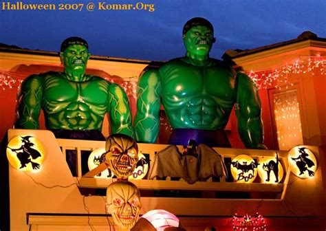 aleks  halloween decorations lights