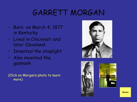 who invented the stop light ppt ohio inventors powerpoint presentation id 676556