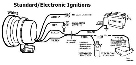 Tach Wire Diagram by Duraspark 2 Tachometer Wiring Ford Truck Enthusiasts Forums