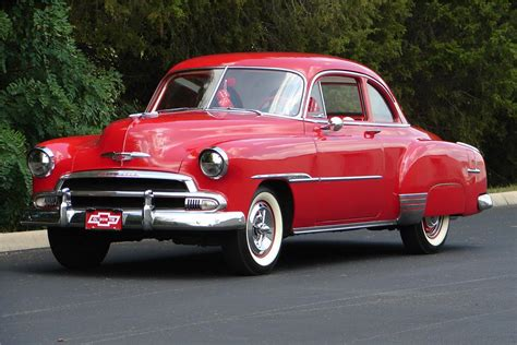 1951 Chevrolet Deluxe Sports Coupe 43701