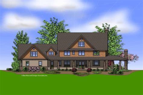House Plan 2386 The Vicksburg Floor Plan Details