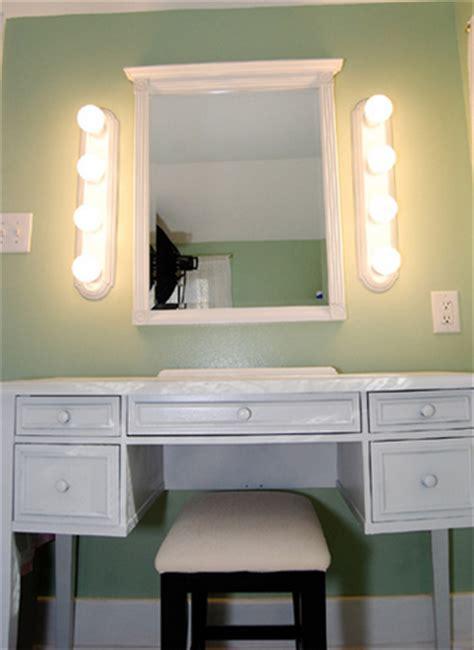 desain meja rias unik  menarik desain rumah minimalis