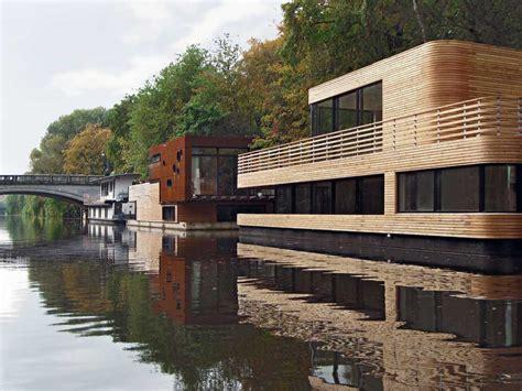 hausboot in hamburg kaufen hausboot auf dem eilbekkanal in hamburg detail inspiration