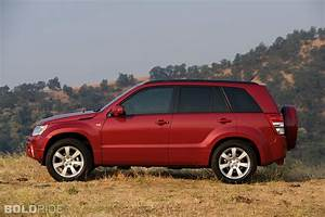 2012 Suzuki Grand Vitara - Information And Photos