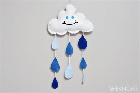 5 Cute Rainy Day Crafts For Kids