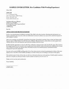 what size font should a cover letter beresume format With what size font should a cover letter be