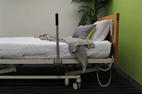 StandEzy Folding Bed Pole   Life Mobility