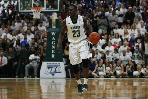 wagner college seahawks top seeded mens basketball