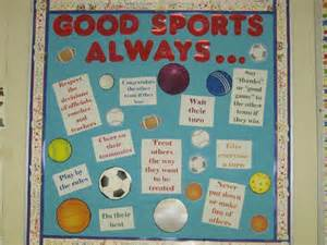 Sports-Themed Bulletin Board Ideas