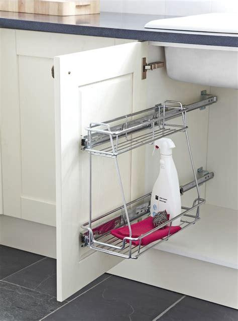 hafele kitchen accessories price list undersink pull out two tier storage unit linear version 6975