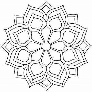 Mandalas en imágenes originales para colorear e imprimir Todo imágenes
