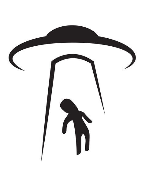 About Flying Saucer (archive) | Line art tattoos, Alien ...