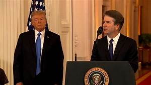 Trump Nominates Judge Brett Kavanaugh To Replace Anthony ...