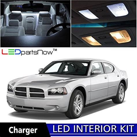 2006 Dodge Charger Accessories by Ledpartsnow 2006 2010 Dodge Charger Led Interior Lights
