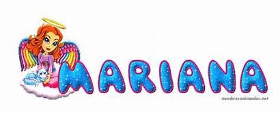 Mariana Nombre Viridiana Angelina Gifs Animados Nombres