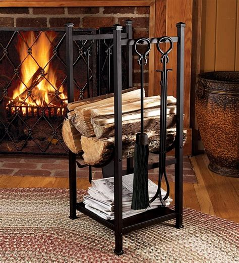 wood holder for inside fireplace 1000 images about firewood racks on wings 1940