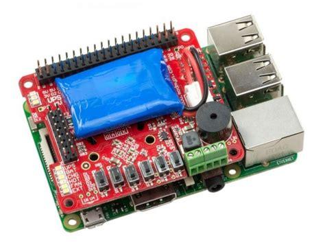 Raspberry Ups Pico Plus Uninterruptible Power