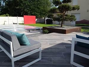 terrasse moderne awesome roof deck outremont with With beautiful decoration jardin zen exterieur 11 deco piscine pour un exterieur confortable et elegant