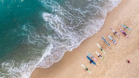 Surfers Bronte Beach Bing Wallpaper Download