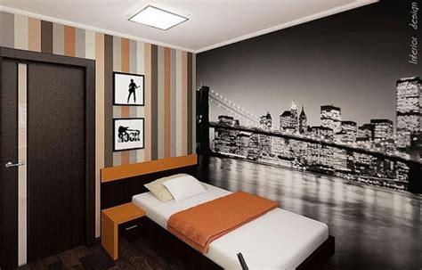 camerette  ragazzi  pareti decorate mondodesignit