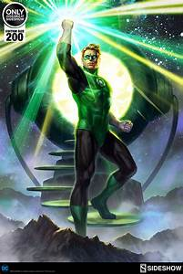 DC Comics Green Lantern Art Print by Sideshow Collectibles ...