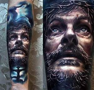 These Hyper Realistic Portrait Tattoos Will Amaze You
