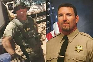 Sergeant Rod Barron Lucas, Fresno County Sheriff's Office ...
