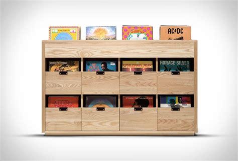 meuble rangement vinyle meuble de rangement modulable pour disques vinyles