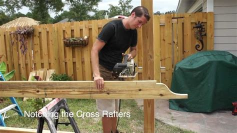 outdoor l post not working home made show pergola episode youtube