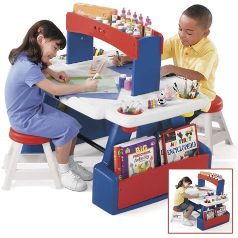 step2 easel desk canada 7 step2 easel desk canada activity table with