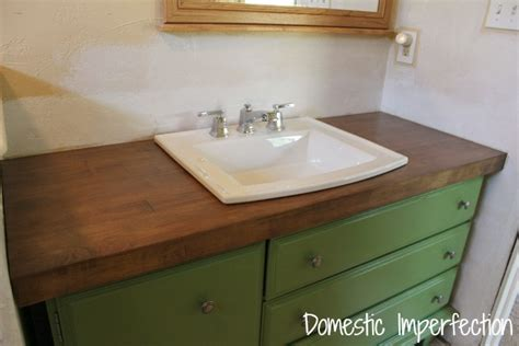 painted kitchen backsplash master bathroom reveal domestic imperfection bloglovin 1379