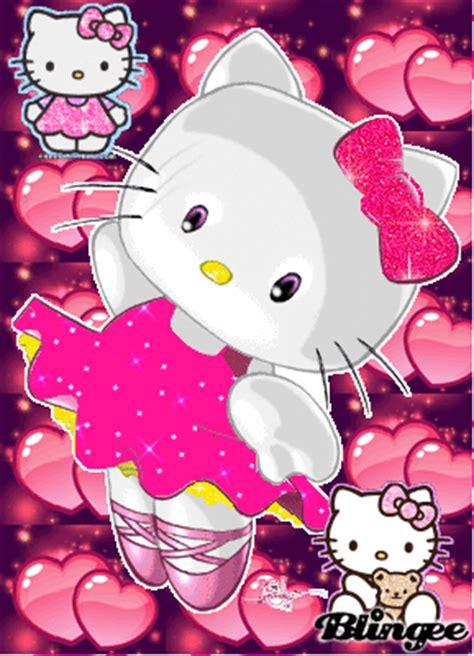 hello kitty super glitter picture 96146528 blingee com