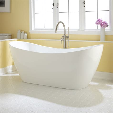 sheba acrylic double slipper tub tubs acrylics