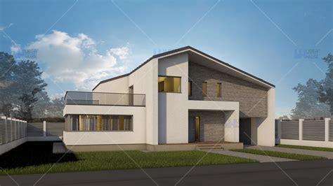 Proiecte De Casa by Proiect Casa Parter Mansarda 181 M2 Expanda