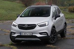 Opel Mokka Color Edition : essai opel mokka x 1 4 turbo 140 color edition auto plus 14 novembre 2016 ~ Gottalentnigeria.com Avis de Voitures