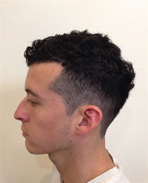 Short Hair Perm Male   Best Hairstyles 2017