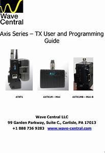 Wave Central Axis5gtx 5 73