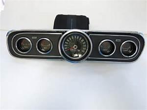 1966 Ford Mustang Standard Gauge Cluster, Ga for sale - Hemmings Motor News