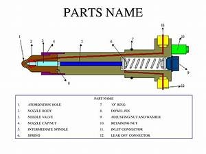 Fuel Injector Of Diesel Engines