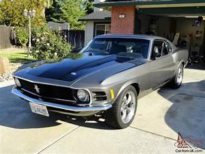 1970 Ford Mustang Fastback 2-Door 347 stroker