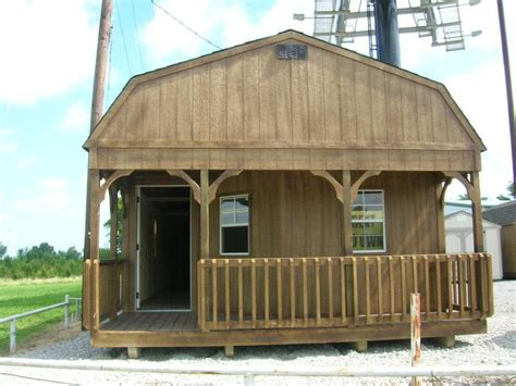 Storage Shed With Porch Plans by Home Trailers Portable Storage Buildings And Carports